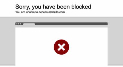 archello.com - archello  the platform for architecture and design