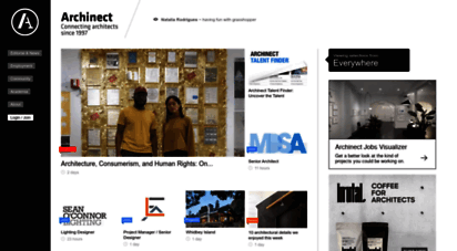 archinect.com - archinect  connecting architects since 1997