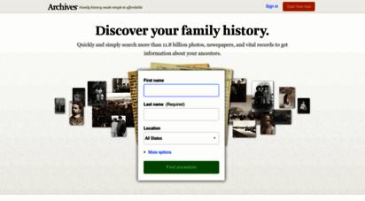 archives.com