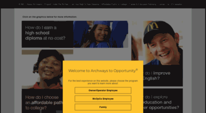 archwaystoopportunity.com - archways to opportunity