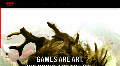 arena.net - arenanet