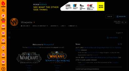 arenajunkies.com - wowpedia, the world of warcraft wiki encyclopedia