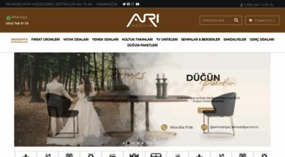 arimobilya.com.tr - arı mobilya