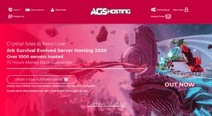 arkgameserverhosting.com - ark server hosting - rent extreme ark survival evolved servers 2019