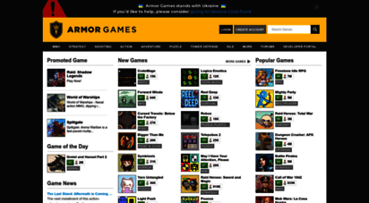 armorgames.com - play free games online at armor games