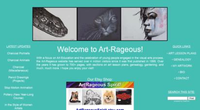 art-rageous.net