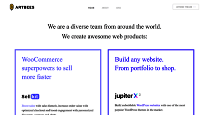 artbees.net - artbees - high-end user interfaces and wordpress themes