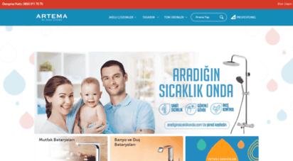 artema.com.tr - artema ile modern ve şık tasarımlar akıllı çözümler