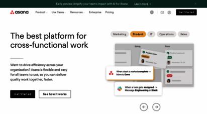 asana.com - manage your team´s work, projects, & tasks online · asana