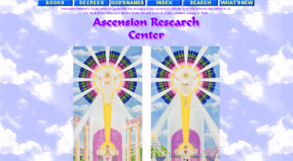 ascension-research.org - ascended s teachings at ascension research center