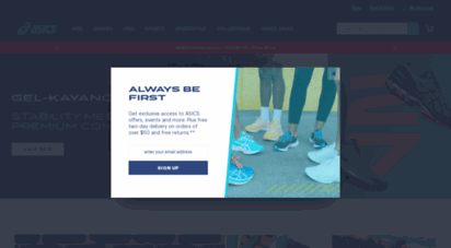 newest bdfa2 db211 Welcome to Asics.eu - ASICS   Official U.S. Site   Running Shoes and ...