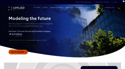 asti.com - applied software  autodesk platinum reseller  leader in technology