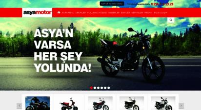asyamotor.com.tr - asya motor