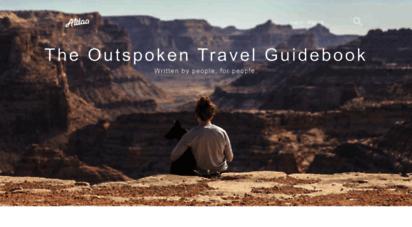 atdaa.com - atdaa - the outspoken travel guidebook