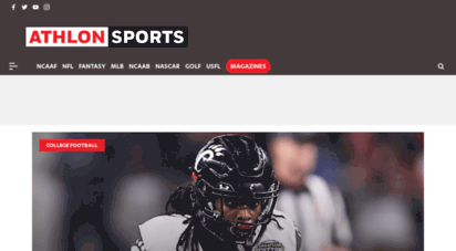 athlonsports.com - athlonsports.com  expert predictions, picks, and previews