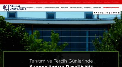 atilim.edu.tr