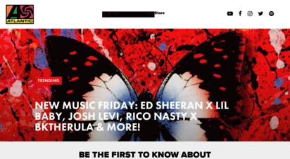 atlanticrecords.com - atlantic records