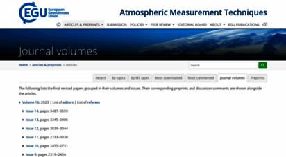 atmos-meas-tech.net -