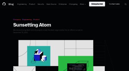 atom.io - atom
