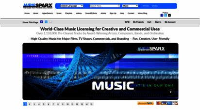 audiosparx.com