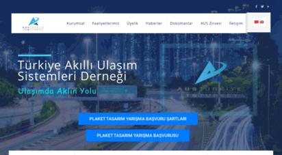 ausder.org.tr - ausder - türkiye akıllı ulaşım sistemleri derneği