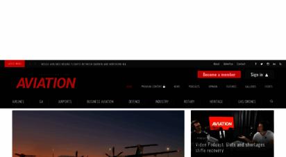 australianaviation.com.au - australian aviation magazine