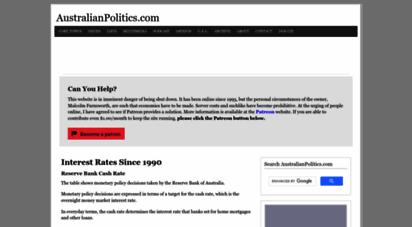 australianpolitics.com - definition of liberal democracy