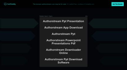 authorstream.com