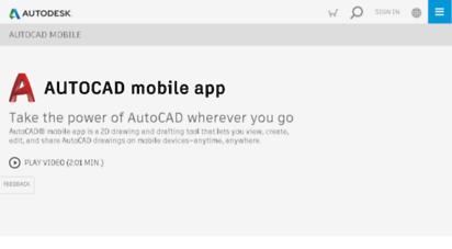 autocad360.com - cad software  2d free cad software - autocad 360 autodesk