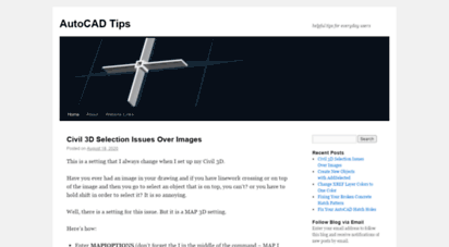 autocadtips1.com - autocad tips  helpful tips for everyday users