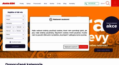 autoesa.cz - prodej a výkup ojetých aut - autobazar auto esa