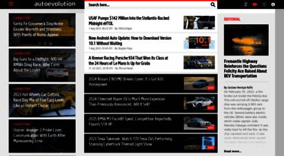 autoevolution.com - autoevolution - automotive news & car reviews - autoevolution