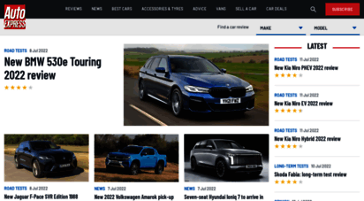 autoexpress.co.uk - auto express  new and used car reviews, news & advice
