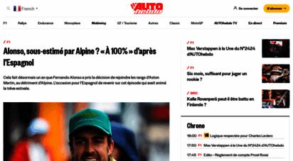autohebdo.fr - autohebdo.fr / toutes les infos du sport auto en direct