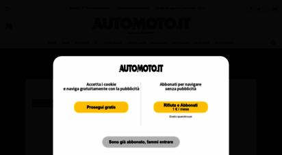 automoto.it - auto usate, km 0 e auto nuove. prove, listini e news su automoto.it