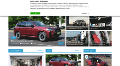 autonavigator.hu - autnavigátor.hu - tesztek, újdonságok, használtaut teszt, autsvilág hírei