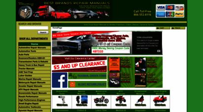 autorepairmanuals.biz - auto/truck repair manuals by chilton, haynes, clymer & factory