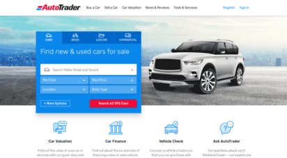 autotrader.co.za - cars for sale in south africa - autotrader