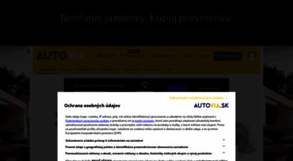autovia.sk