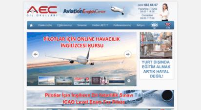 aviationenglishcenter.com - ingilizce dil okuları ve ingilizce kursları istanbul florya
