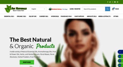 Welcome to Avinaturals com - Essential Oils Wholesale