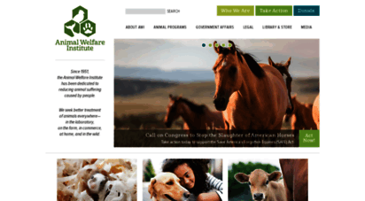 awionline.org - animal welfare institute