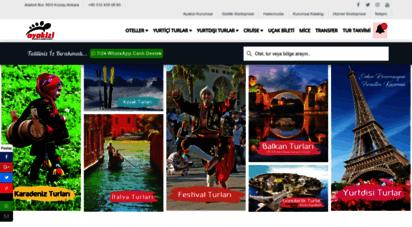 ayakizi.com.tr - ayakizi tur - ucuz tur  yurtiçi turlar  ankaradan turlar  ankara hareketli turlar  ankara çıkışlı turlar  ekonomik otel  ekonomik tur  yurtdışı tur -ucuz otel-ucuz tatil