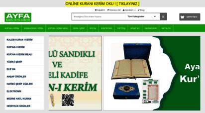 ayfabasin.com.tr - ayfa basın yayın dağıtım