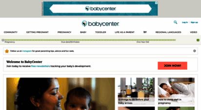 babycenter.in -