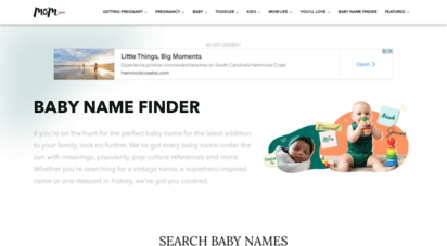babynamewizard.com - baby names  the baby name wizard: the name experts