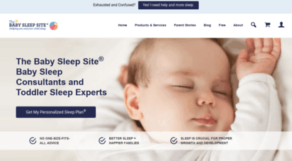 babysleepsite.com - the baby sleep site: baby sleep help, expert sleep consultants
