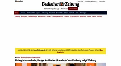 similar web sites like badische-zeitung.de