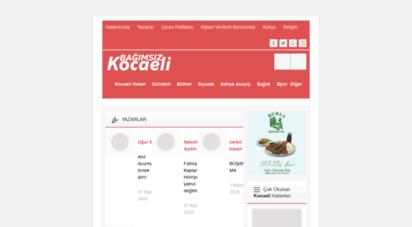 bagimsizkocaeli.com.tr - bağımsız kocaeli gazetesi - kocaeli son dakika haberleri