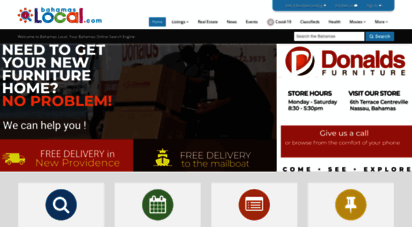 bahamaslocal.com - bahamas local - your local search engine